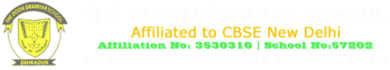 THE DOON GRAMMAR SCHOOL logo
